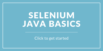 Course image for Selenium Basics in Java