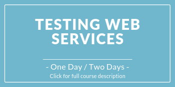 Course image for Testing Web Services