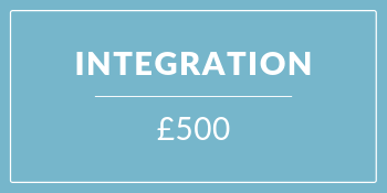 Integration sponsorship package £500